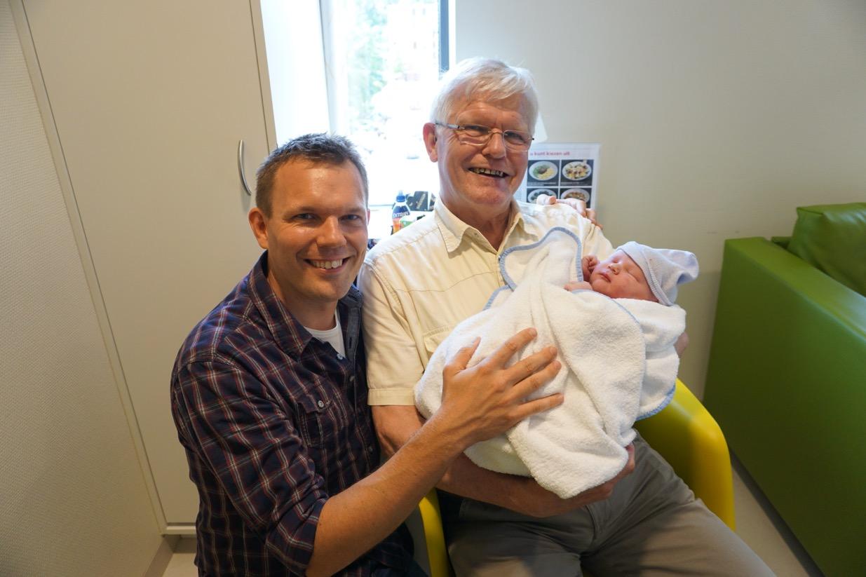 3 generaties J.P. van der Stoel (2016)