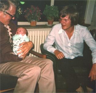 3 generaties J.P. van der Stoel (1974)